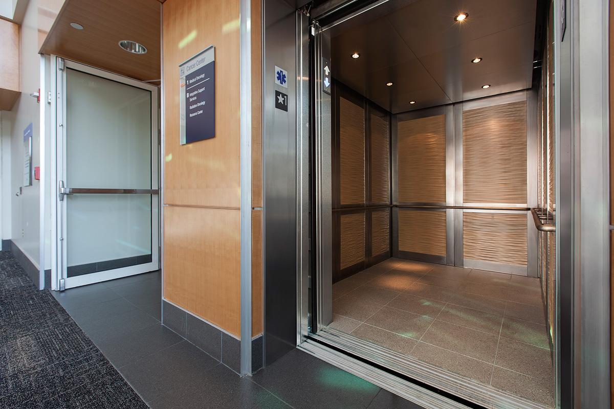 Paramount decisions hospital elevator design case for Elevator designs